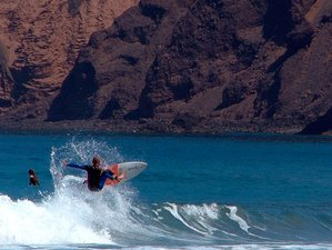 8 Days Intensive Surf Camp Lanzarote, Spain