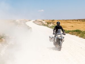 11 Days Atlas and Desert Motorcycle Tour in Spain and Morocco