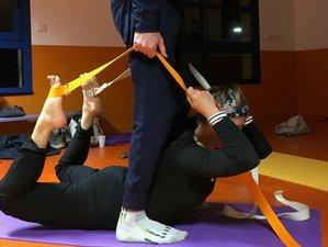 4 jours en stage de yoga et ayurvéda à Ambon, Bretagne