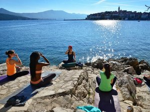 8 Days Detox, Meditation, and Yoga Retreat in Korcula, Croatia