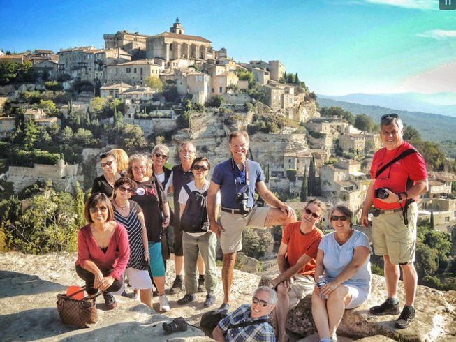 6 Days Luxury Gourmet Food Tours in Provence, France