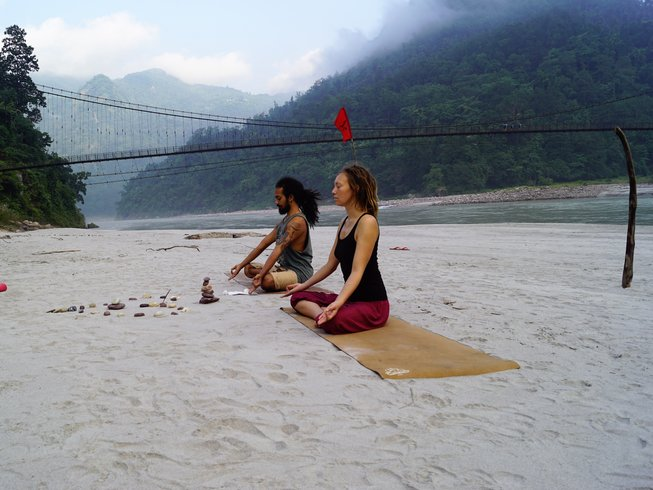 3 Days Music Workshops by Ustaad Amjad Ali Khan and Yoga Retreat in Uttarakhand, India