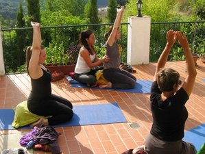 8 Days Couples Yoga Retreat in Spain