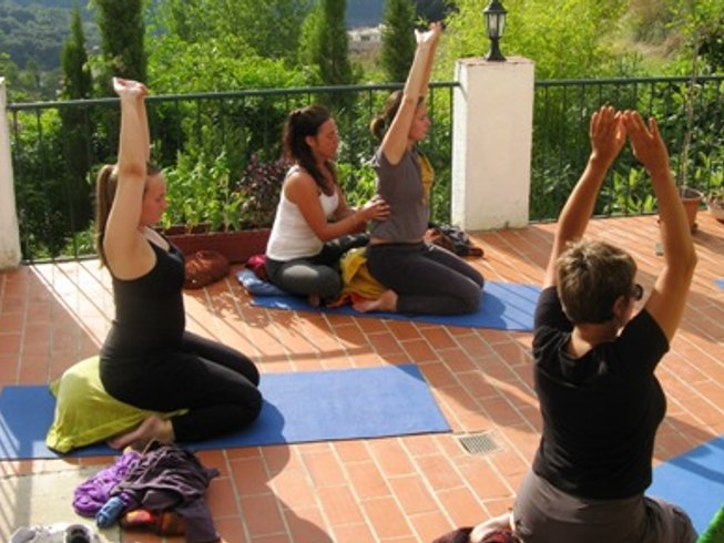 8 jours en stage de yoga pour couples en Espagne