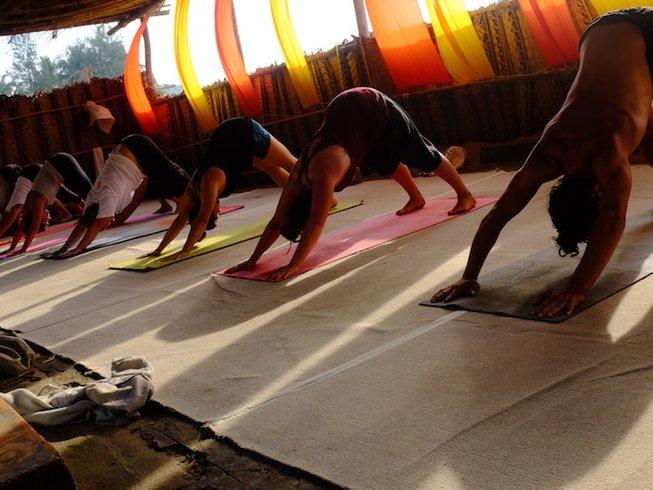 24 días profesorado de 200 horas de yoga en Ko Chang, Tailandia