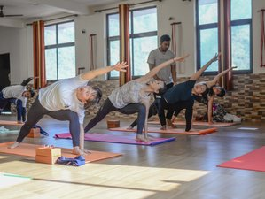 24 Day 200-Hour Traditional Hatha Yoga Teacher Training Course in Rishikesh