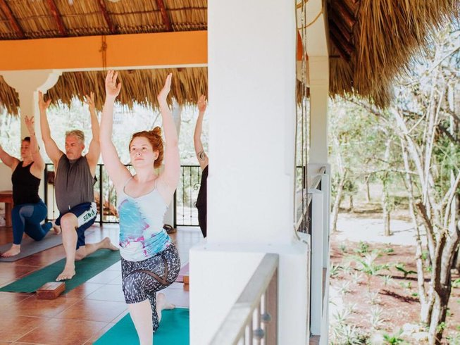 7 Days Luxury Surf Camp and Yoga Retreat in Nicaragua