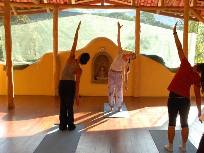 4 Days Yoga Retreat at Rio Chirripo Costa Rica