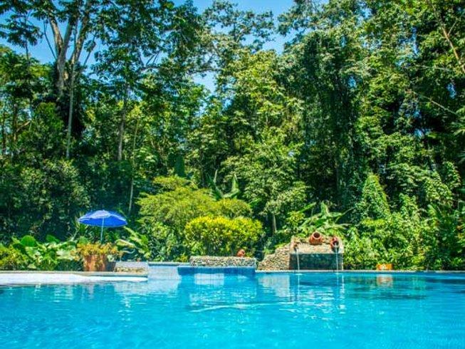 8-Daagse Wellness, Meditatie en Yoga Retraite in Cahuita, Costa Rica