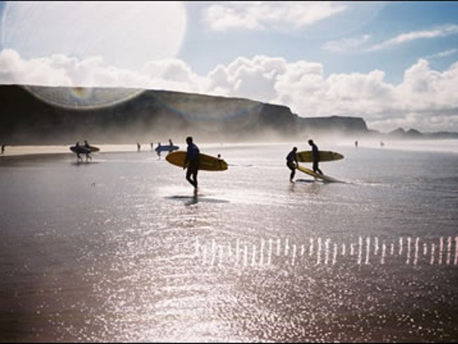 5 Days Surf Holidays in Cornwall