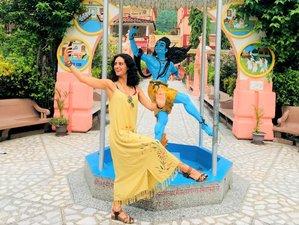 11 Tage  Yoga und Meditation Retreat für Frauen in Rishikesh, Indien
