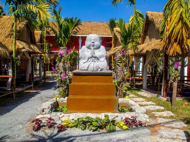 6 Day All Inclusive Luxury Yoga, Detox, and Meditation Retreat Siem Reap, Cambodia