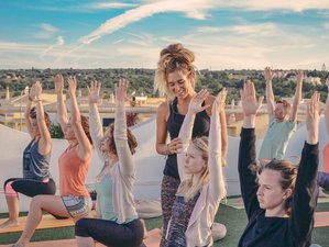 8 Days Bad Yogis Yoga Retreat in Lagos, Portugal