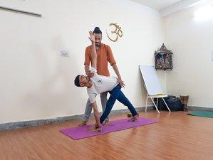 Online & Self-Paced 200-Hour Hatha, Ashtanga-Vinyasa & Indian Ayurvedic Yoga Teacher Training Course