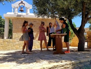 8 Day Macrobiotic Vegan Food, Cooking Workshop and Yoga Retreat in Crete