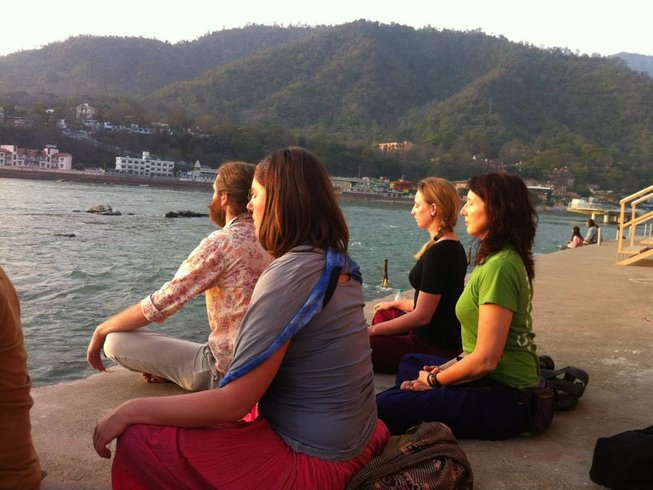 10 Days Mystical Yoga Journey in India