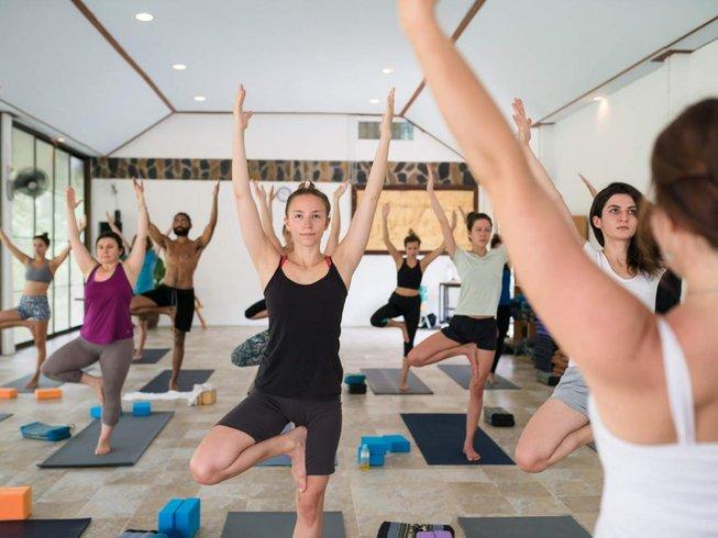 5ba6cccabb 12 Days Yoga and Meditation Holiday in Ko Pha Ngan, Thailand -  BookYogaRetreats.com