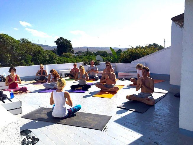 8 Days Transform and Grow Yoga Retreat in Spain