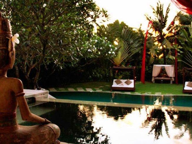 7 Days Luxury Nude Yoga Retreat in Bali