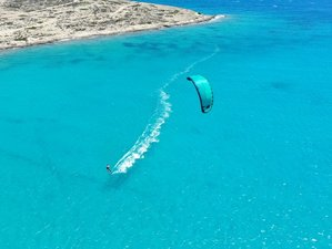 12 Days Kitesurfing and Sailing Experience in The Magic Land of Meltemi, Greece