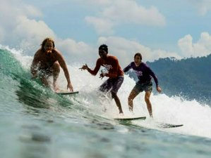 7 Day Indonesian Fun Surf Camp in Lombok
