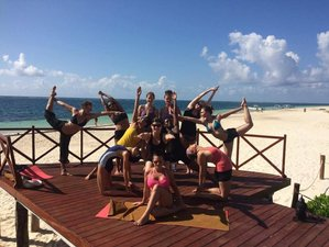7-Daagse Bikram Yoga en Hot Pilates Retraite in Mexico