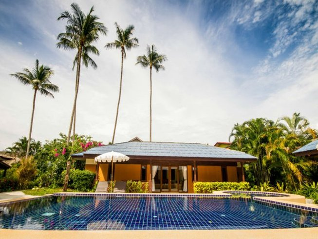 7 Days New You Weight Loss Detox and Yoga Retreat in Koh Samui, Thailand