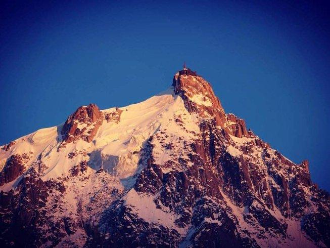 8 jours en stage de yoga, méditation et ski à Chamonix, France