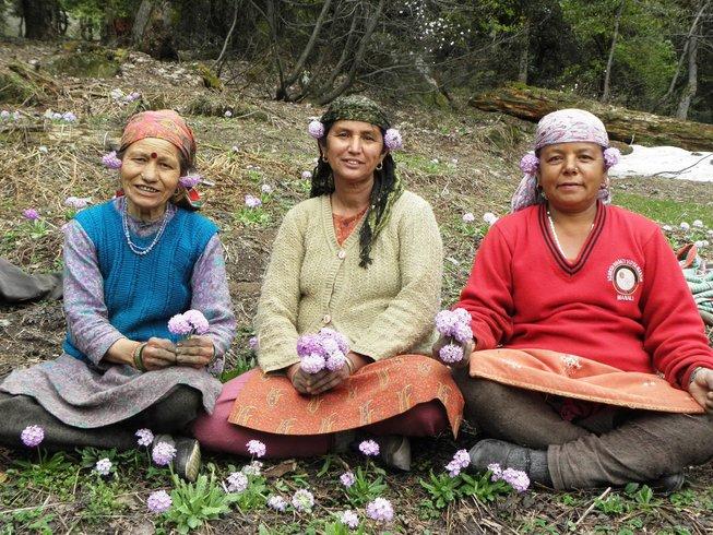 7 Days Women Yoga Retreat in India