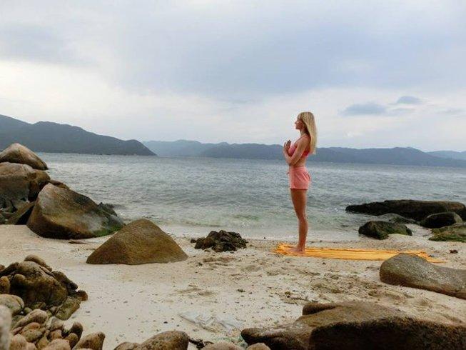 2 días retiro de yoga, mindfulness y mar en la Costa Brava, España