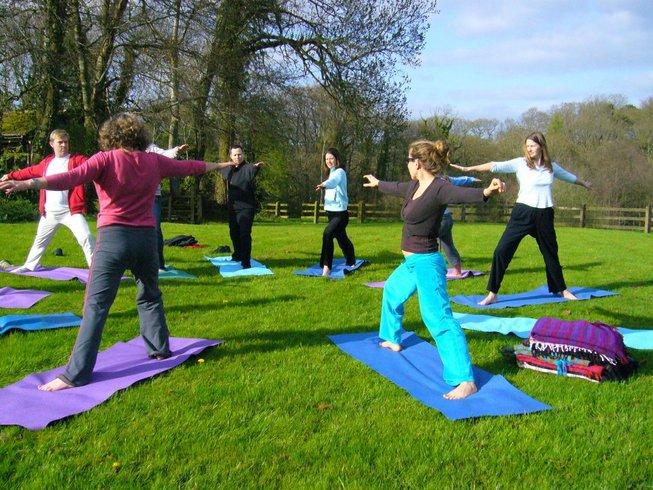 8-Daagse Yoga en Detox Retraite in Devon
