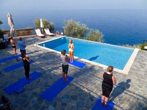 7 Days Yoga Retreat in Greece