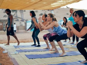 2 Days Meditation and Yoga Retreat in Ras Al-Khaimah, UAE