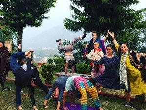 21 Day Himalayan Meditation and Yoga Retreat in Rishikesh