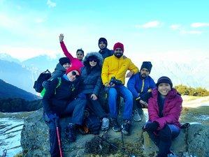 6 Days Wellness & Hiking Yoga Retreat in the Himalayas, India