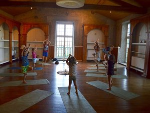 8 Tage Natur und Yoga Familien Retreat in Ariège, Midi-Pyrénées
