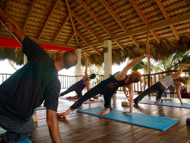 8 Days Caribbean Meditation and SUP Yoga Retreat in Cabarete, Dominican Republic