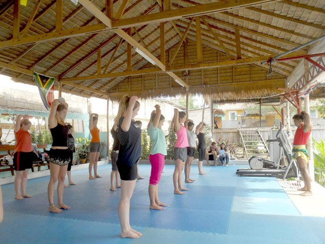 1 Month Fitness and Martial Arts Camp in Thailand