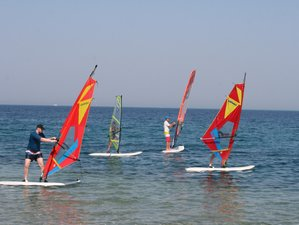 4 Day Windsurfing Camp for Beginners on the Turquoise Blue Sea of Safaga