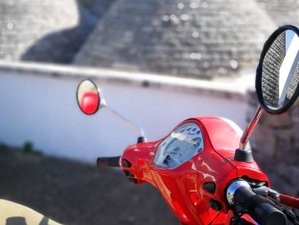 6 Day Self-Guided Motorcycle Tour in Apulia