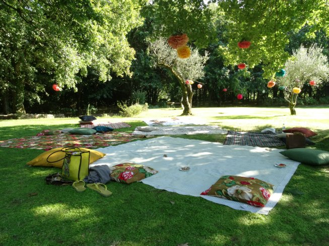 5 Days Restore and Renew Yoga Retreat in Ponte de Lima, Portugal