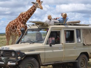 10 Days Luxurious Tented Safari in Kenya
