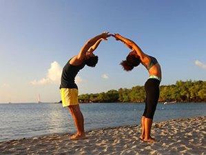 6 Days Peak Performance Yoga Holiday in Saint Lucia