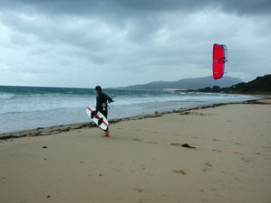 14 Days Beginner Spanish Course and Kitesurfing Camp in Tarifa, Spain