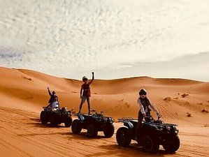 2 Day ATV Quad Guided Adventure in the Sahara