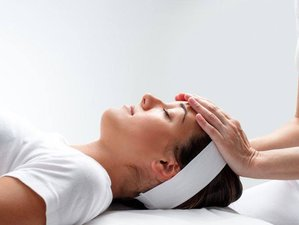 4 Online 1-on-1 Healing Acupressure Sessions with Breathwork and Meditation Exercises