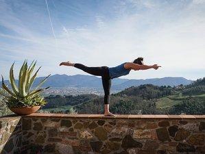 8 jours en aventure de yoga dans la campagne toscane Lucca, Italie
