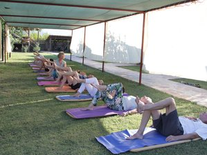 8 Days Yoga and Pilates Holiday in Turkey