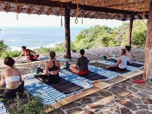 7 Days Free Your Back Yoga Retreat in San Agustinillo, Oaxaca, Mexico