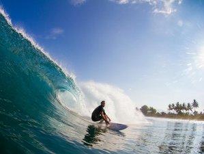 11 Days Tropical Surf Camp Sumatra
